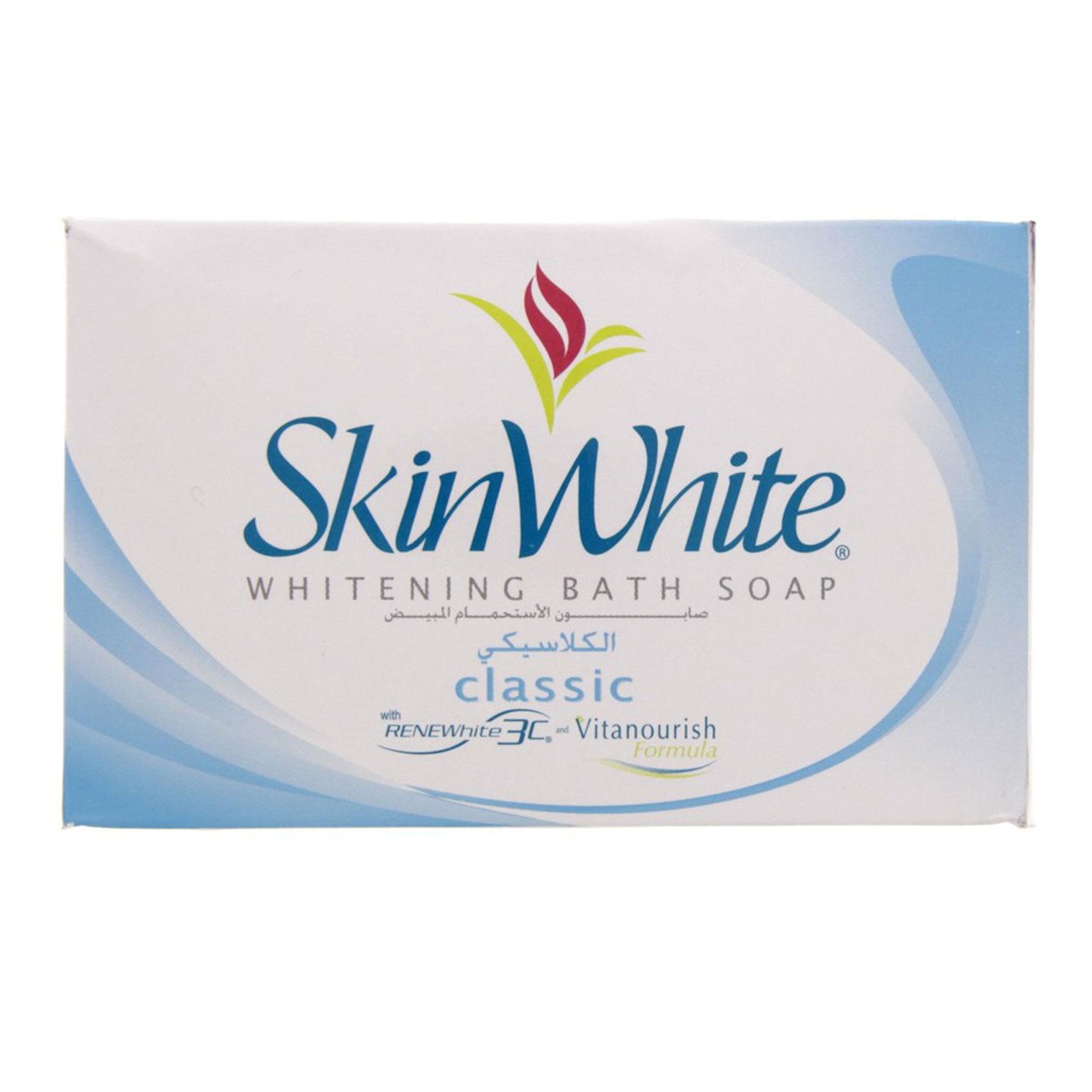 SKINWHITE WHTNING B/SOAP CLSSC 135G