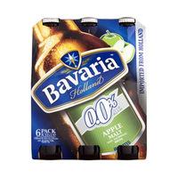 Bavaria Non-Alcoholic Beer Bottle Apple 33CL X6
