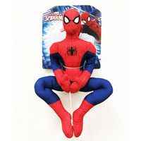 "Lifung Marvel Plush Spiderman Hanging 10"" Action Figures"