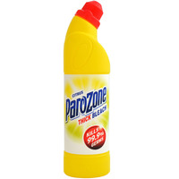 Parazone Thick Bleach Citrus Toilet Cleaner 750 ml