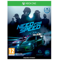 Microsoft Xbox One Need For Speed
