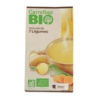 Carrefour Bio Mix Vegetable Soup 1L