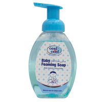 Cool & Cool Aloe Vera & Chamomile Baby Foaming Soap 350ml