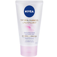 Nivea Natural Fairness Exfoliating Scrub 100ml