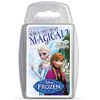 Top Trumps Card Game - Disney Frozen