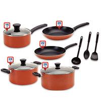 Tefal New Prima Cooking Set  11 Pcs