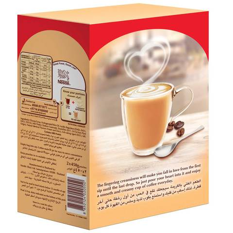 Nestlé-Coffeemate-Original-Non-Dairy-Coffee-Creamer-Bag-In-Box-450g-x2