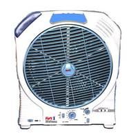 First1 Rechargeable Fan FF-74EL 30 Watts With Light, FM Radio, USB Charge