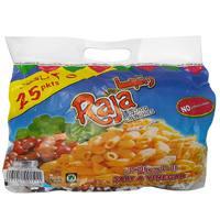 Raja Potato Crunchies Salt & Vinegar 15gx25