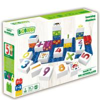 Biobuddi Learning numbers 27 pcs Playset
