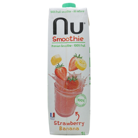 Nu-Smoothie-Strawberry-Banana-1L