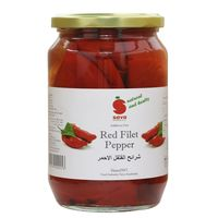 Sava Red Filet Pepper 720ml