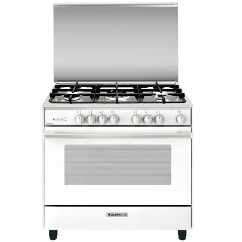 Glemgas-90X60-Cm-Gas-Cooker-UN-9612GX/FS