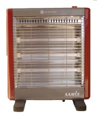 Samix Heater Electrical SNK-16 Red