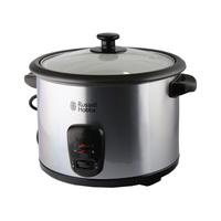 Russell Hobbs Rice Cooker 19750-56 1.8 Liter Stainless Steel
