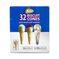 Kimma Normal cones 32 Pieces