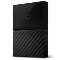 WD Hard Disk 4TB  My Passport For Mac Black Worldwide