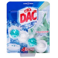Dac Power Active Toilet Rim Block 50G