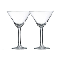 Bormioli Ypsilon Cocktail Bowl 24.5CL X2