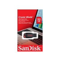 SanDisk Cruzer Blade USB 2.0 32GB Flash Drive
