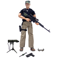 M&C Power Team Elite With Accessories -Assorted