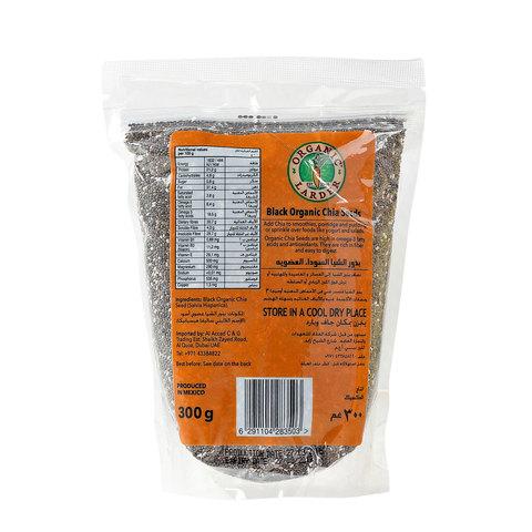 Organic-Larder-Chia-Seeds-300g