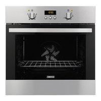 Zanussi Built-In Oven ZOB35301XK 60Cm