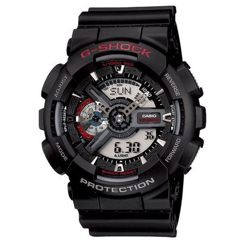 3f8d2104d683 Buy Casio G-Shock Men  39 s Analog Digital Watch GA-110-1A Online ...