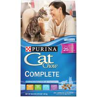 Purina Cat Chow Complete Dry Food 1.43kg