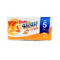برونتو كورسان البرتقال والفانيلا 55 جرام × 5 + 2 مجانا