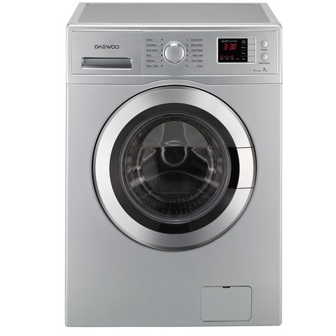 Buy Daewoo 7KG Front Load Washing Machine DWD-GN1233 Online in UAE