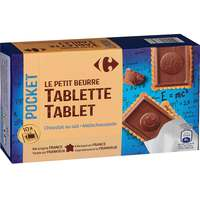 Carrefour Butter Cookie With Chocolate Milk 250g