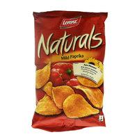 Lorenz Mild Paprika Naturals Snack 100g