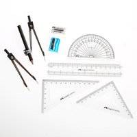 Faber-Castell V-Tec Math Instrument Box