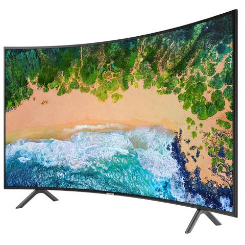 SAMSUNG CURVED UHD TV 49