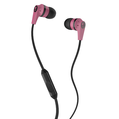 Skullcandy-Earphone-Inkd-Pink