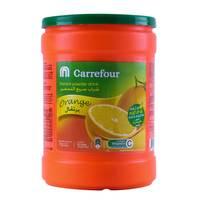 Carrefour Instant Powder Drink Orange 750 Gram