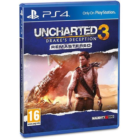 Sony-PS4-Uncharted-3-Drakes-Deception-Remastered