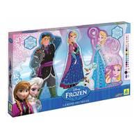 Disney Frozen Sticky Mosaics Large Templates
