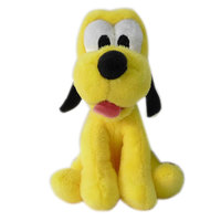 Disney Mickey Core Plush Pluto 8""