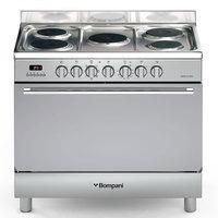 Bompani 90x60 Cm Cooker Diva-90EE5EIX