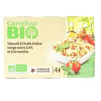 Carrefour Bio Tabbouleh with Olive Oil and Mint 730g