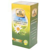 Royal Chamomile & Mint Tea 25 Tea Bags