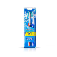 Oral-B Toothpaste Advanced Complete Clean 40 Medium 1+1 Free Seeeds Enveloppe