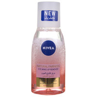 Nivea Natural Fairness Eye Make Up Remover 125 ml