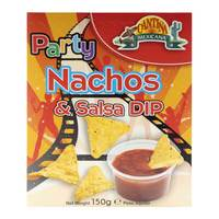 Cantina Mexicana Party Nachos & Salsa Dip 150g