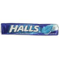 Halls Menthol 2.5g