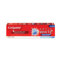Colgate Toothpaste Optic white Instant 75ML