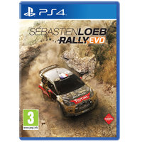 Sony PS4 Sebastien Loeb Rally Evo