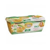 Carrefour Baby Bio Organic Vegetables 8 Months